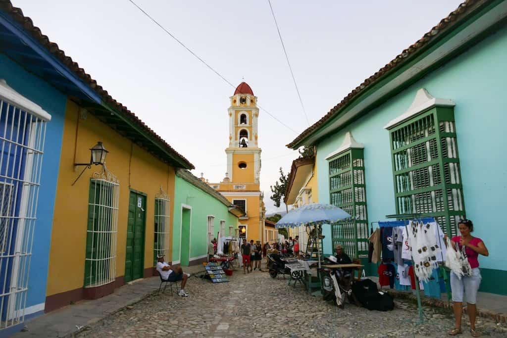 Trinidad old town Cuba