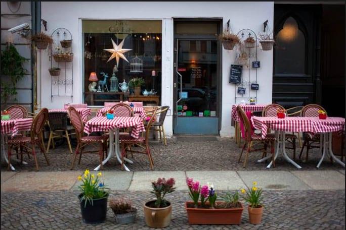 1900 Cafe Bistro, Berlin - 48 hours in Berlin