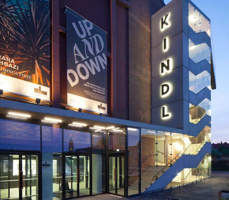 Art at KINDL – Centre for Contemporary Art Berlin