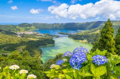Top 10 of the most beautiful places to visit in the Azores
