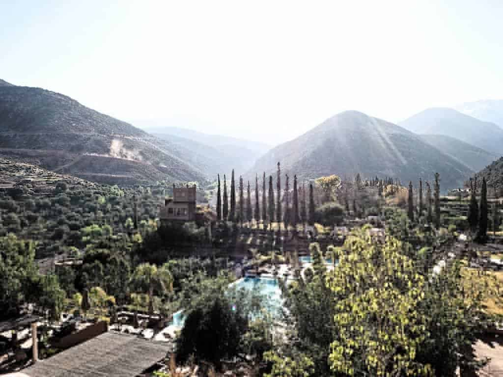 A boutique stay in the Atlas Mountains, Morocco