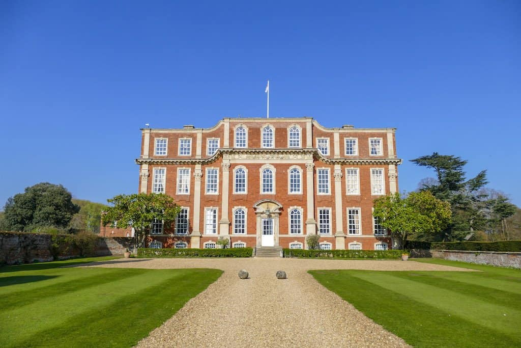 Chicheley Hall Hotel review