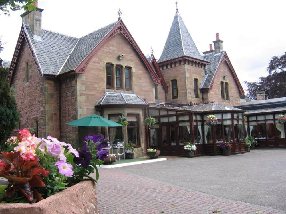 A pet-friendly hotel in Scotland