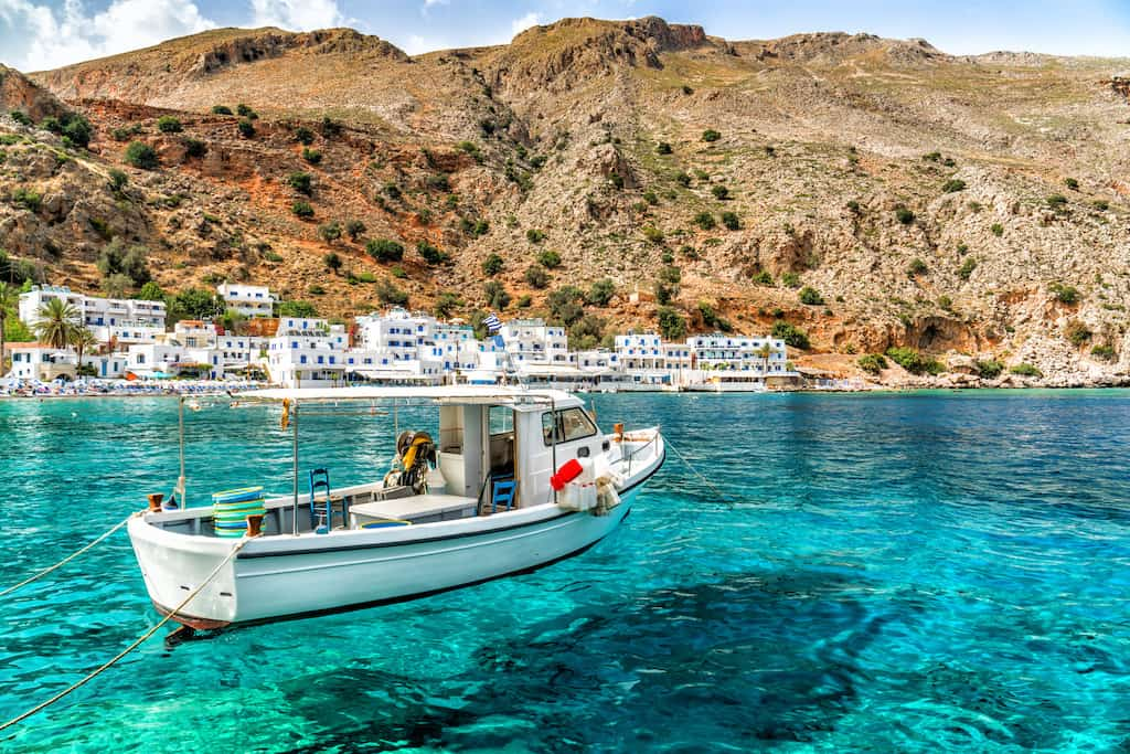 A perfect Crete road trip itinerary