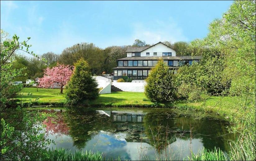 A modern spa pet-friendly hotel in Crosthwaite