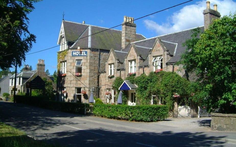 A dog-friendly hotel near Cairngorms National Park