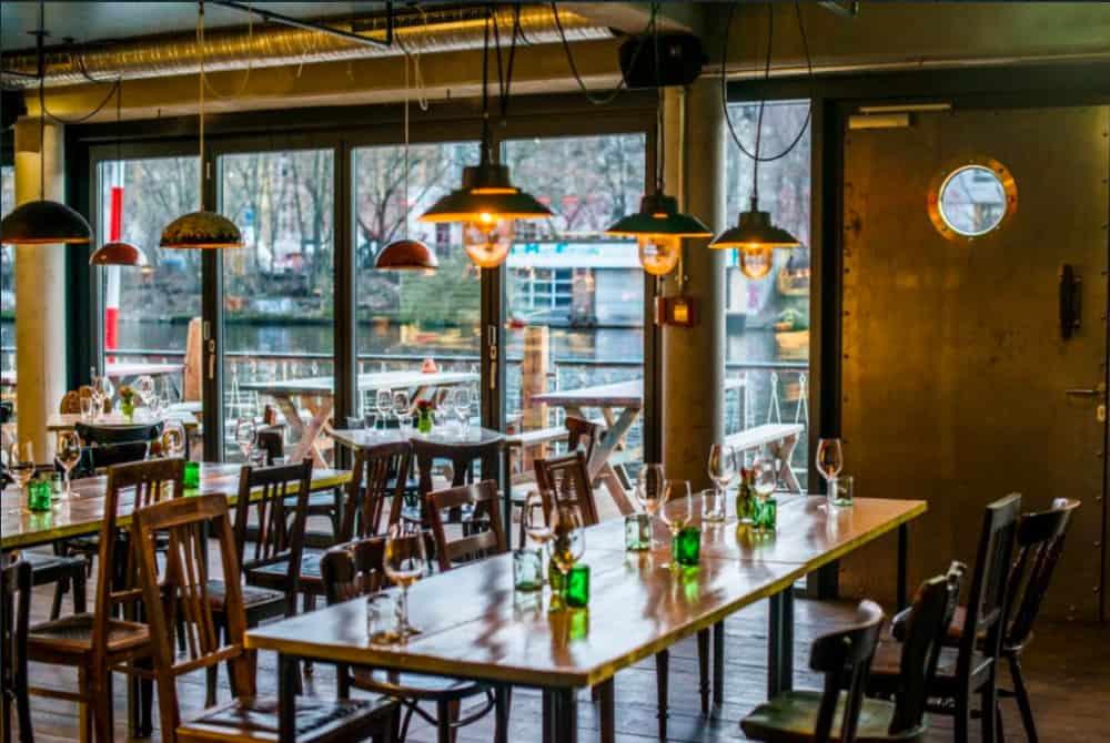 Katerschmaus restaurant, Berlin