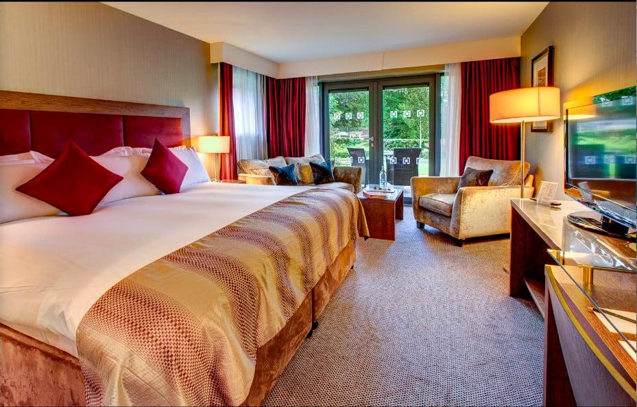 A pet-friendly Scottish hotel set in beautiful gardens