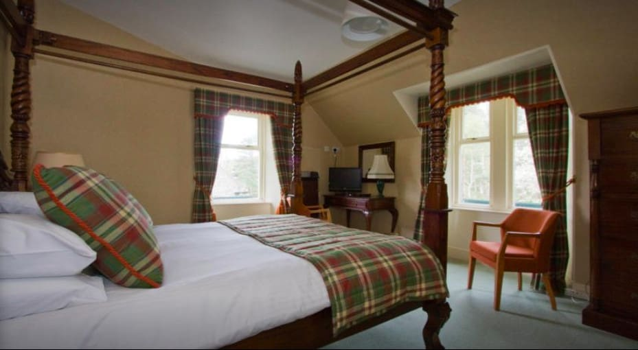 A dog-friendly hotel in Cairngorms National Park