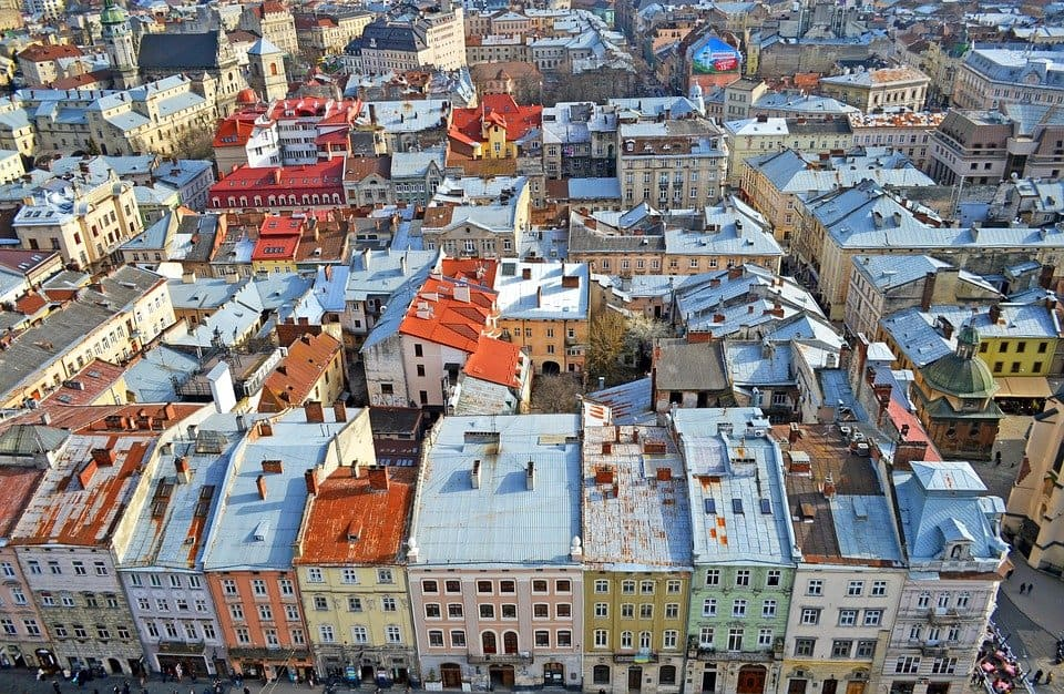 Best places to visit in Lviv Ukraine