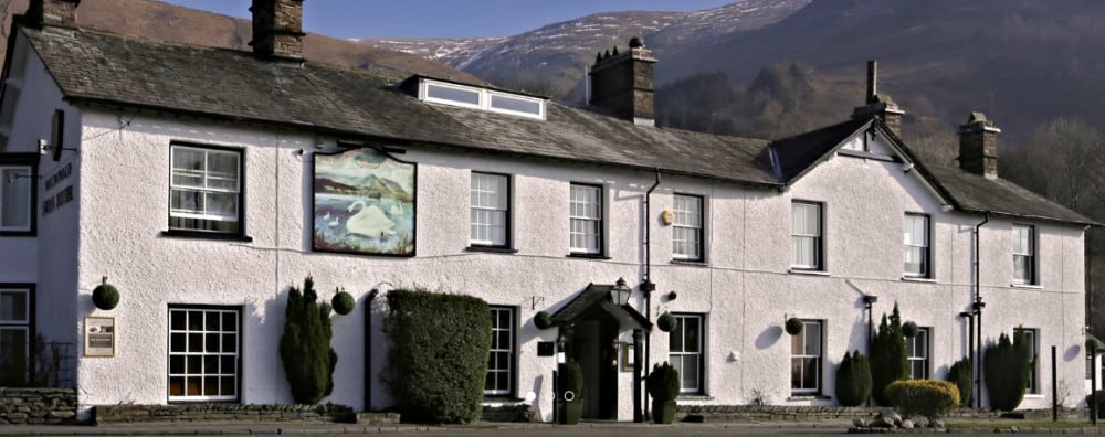 Macdonald Swan Hotel, Grasmere - one of the oldest hotels in the Lake District