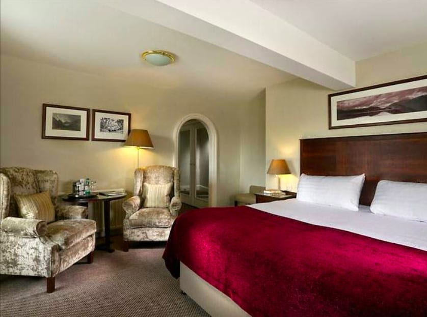 Macdonald Swan Hotel, Grasmere - a dog friendly hotel in Lake District