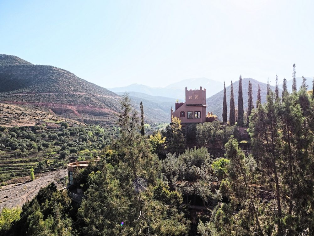 A boutique stay in the Atlas Mountains, Morocco Global Grasshopper