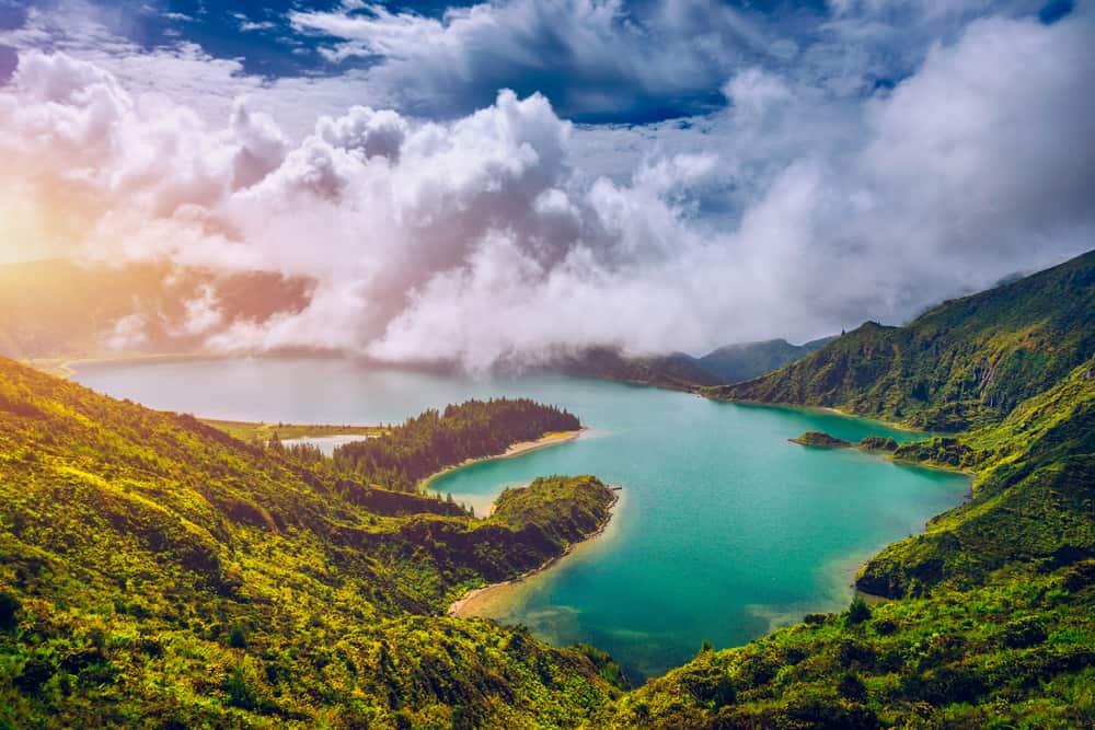 Montanha do Pico Azores