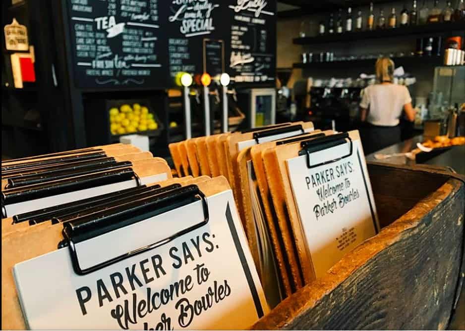 Parker Bowles restaurant in Berlin