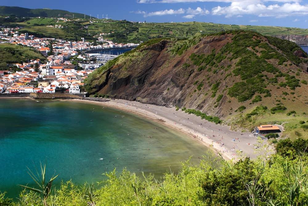Porto Pim Bay Azores