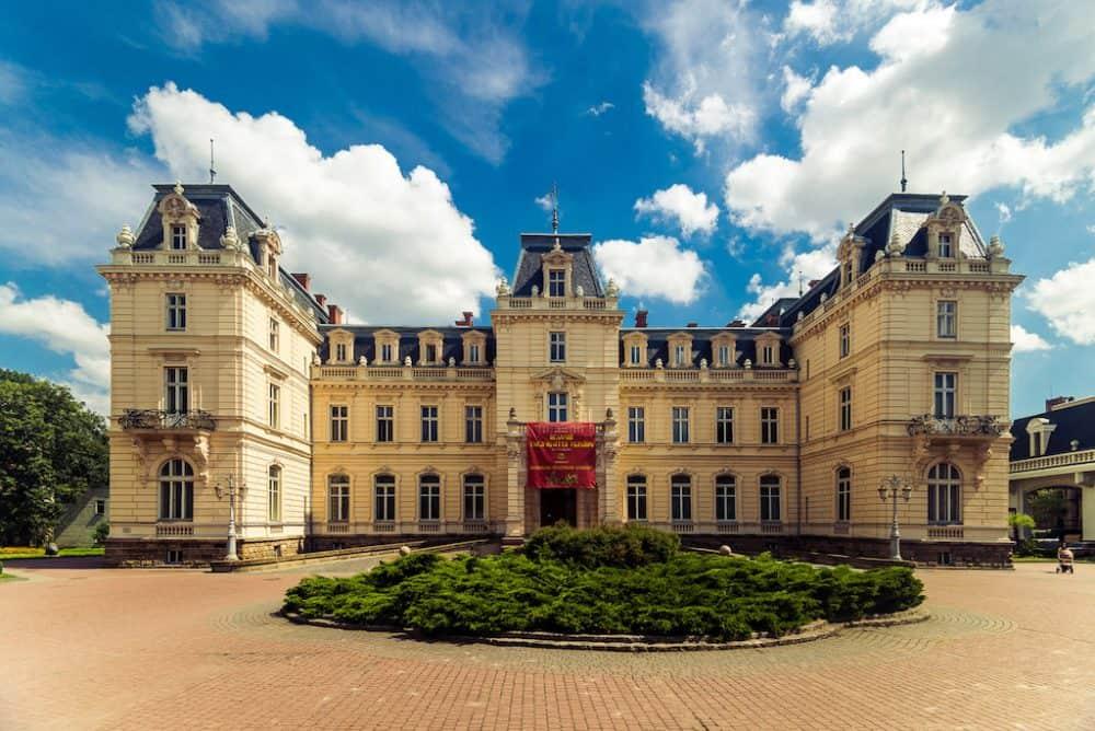 Potocki Palace Lviv