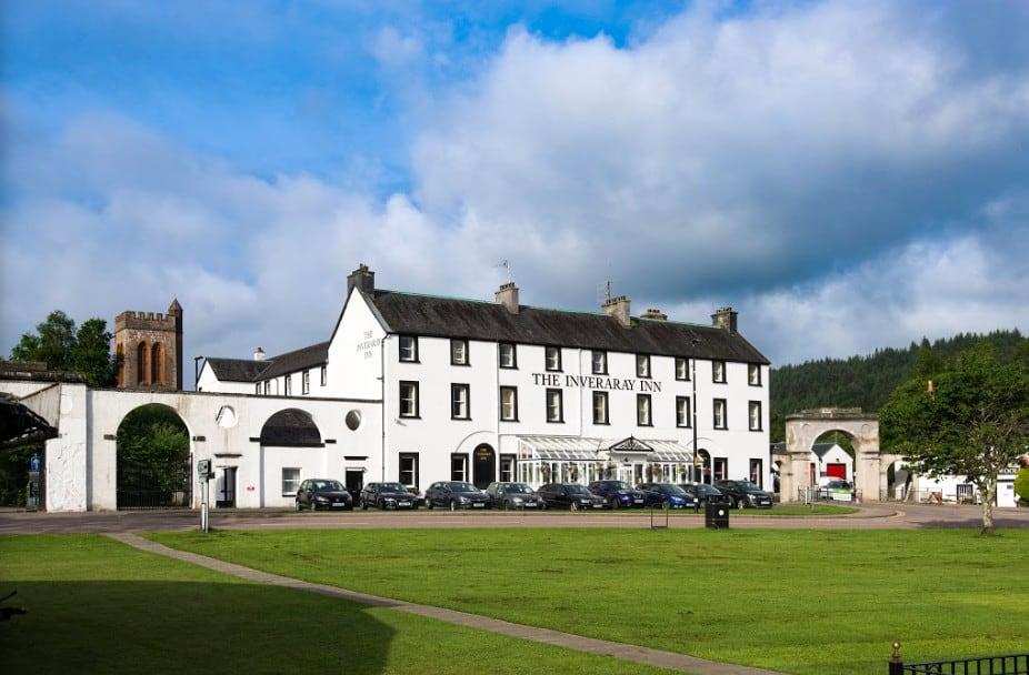 Inveraray Inn, Loch Fyne - 18th-century inn overlooking Loch Fyne