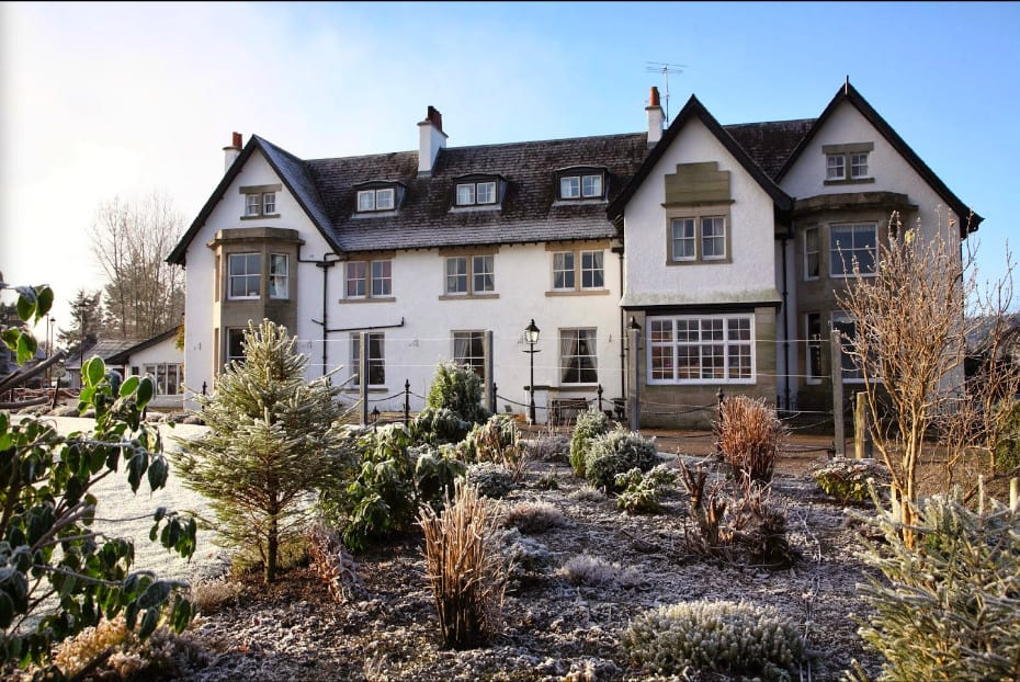 The Lovat, Fort Augustus - a chic pooch-friendly hotel in Loch Ness