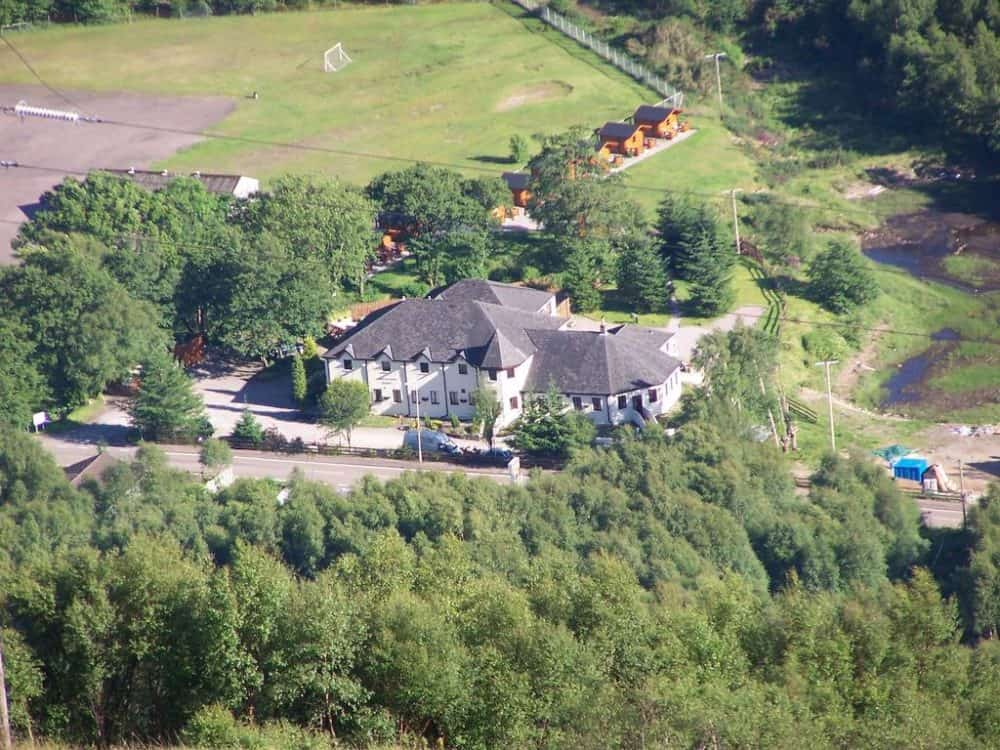 MacDonald Hotel & Cabins, Kinlochleven - a family and dog-friendly laid back retreat Loch Leven