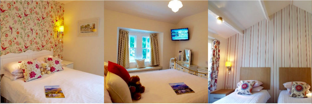 Pet friendly hotel on the banks of Lake Windermere