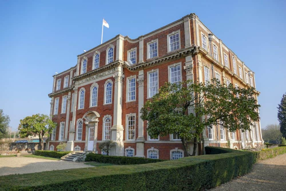 Chicheley Hall review, Buckinghamshire