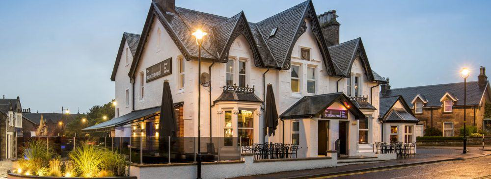 An award-winning stylish pet-friendly hotel in Inverness