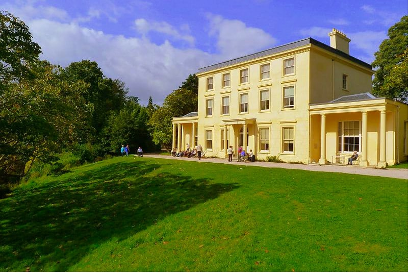 Greenway House and Gardens - Agatha Christie's hideaway