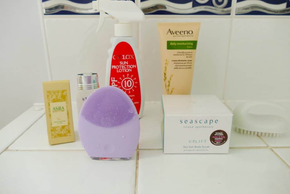Must have skincare essentials - FOREO LUNA 2, Aveeno, Asira, Seascape