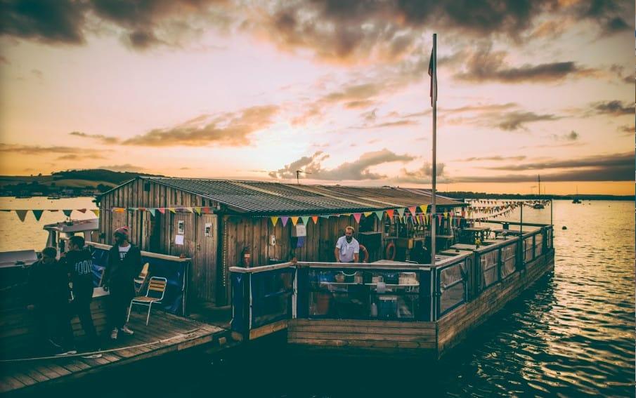 River Exe Café Devon