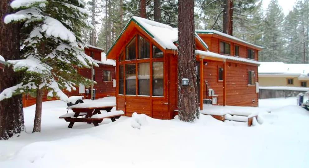 Cedar Pines Resort Lake Tahoe