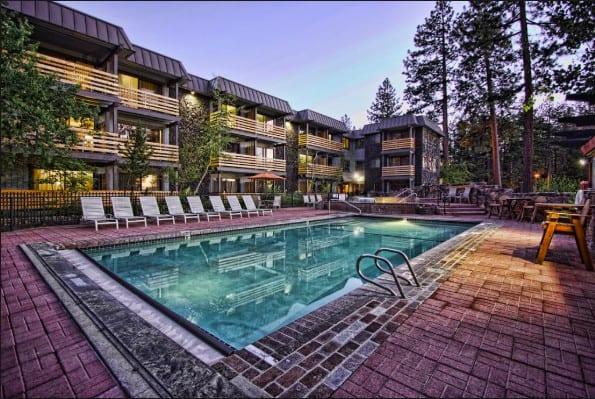 Hotel Azure - best dog friendly hotel Lake Tahoe
