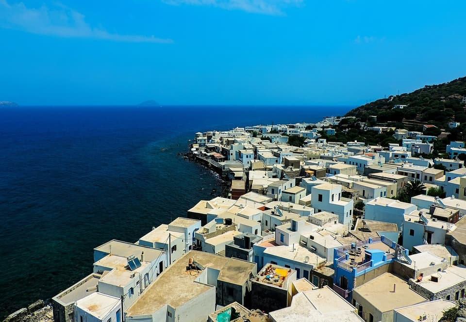 Beautiful Greek Islands where you can explore historical sites Global Grasshopper