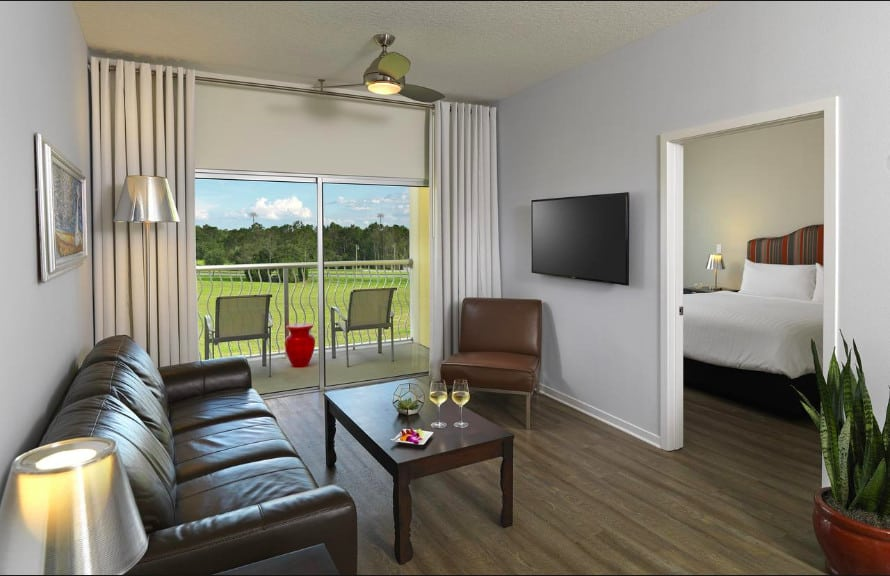 All suite pet friendly hotel in Orlando