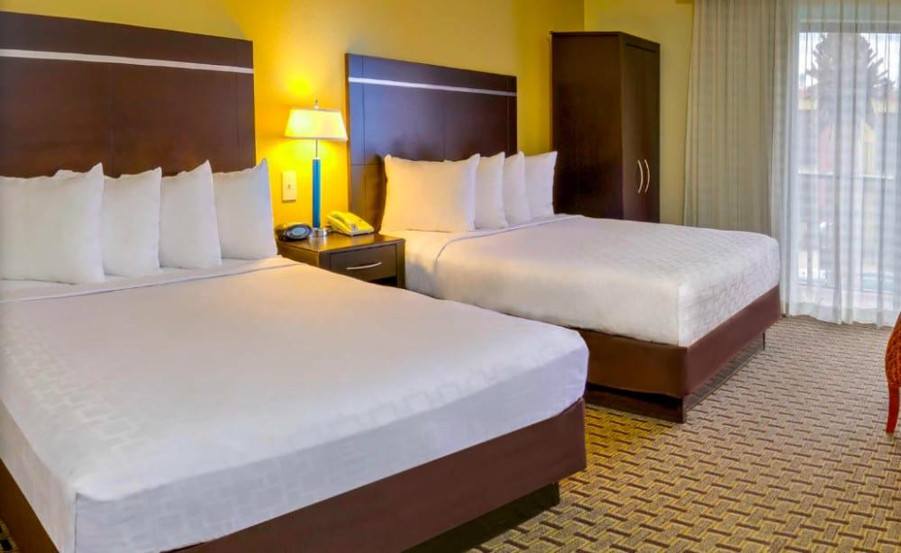 A popular pet friendly hotel in Orlando