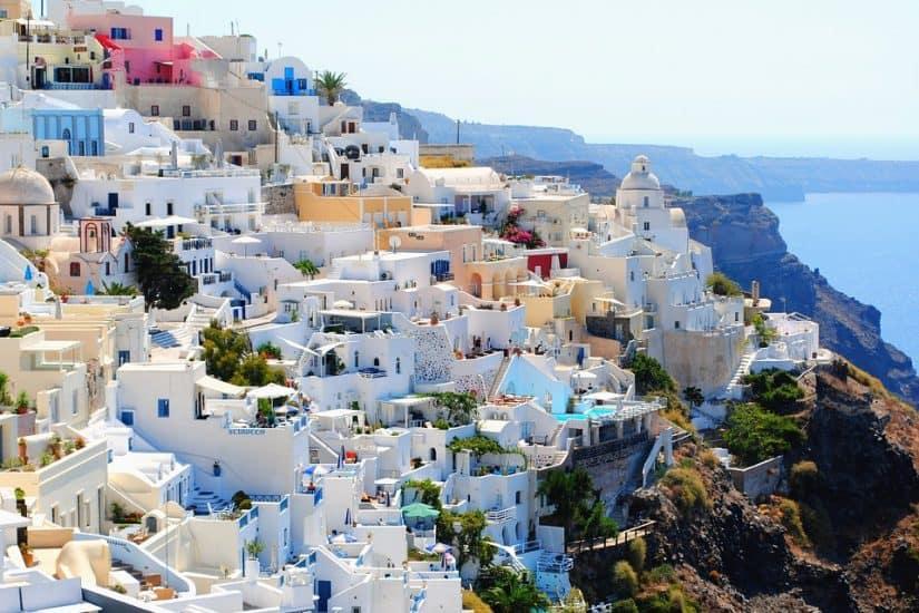 10 reasons why you should visit Santorini, Greece