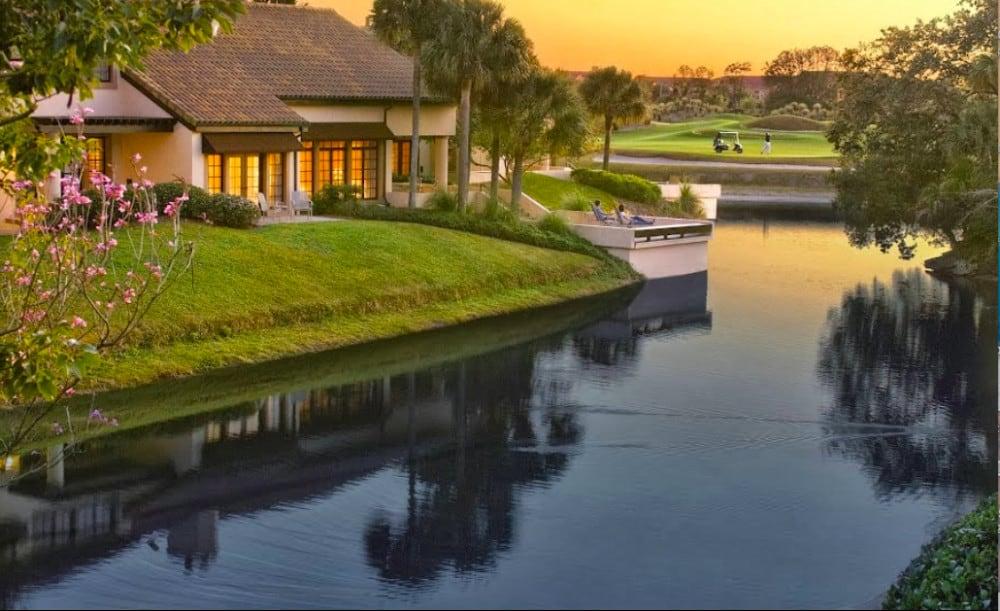 Dog friendly Golf Resort in Orlando