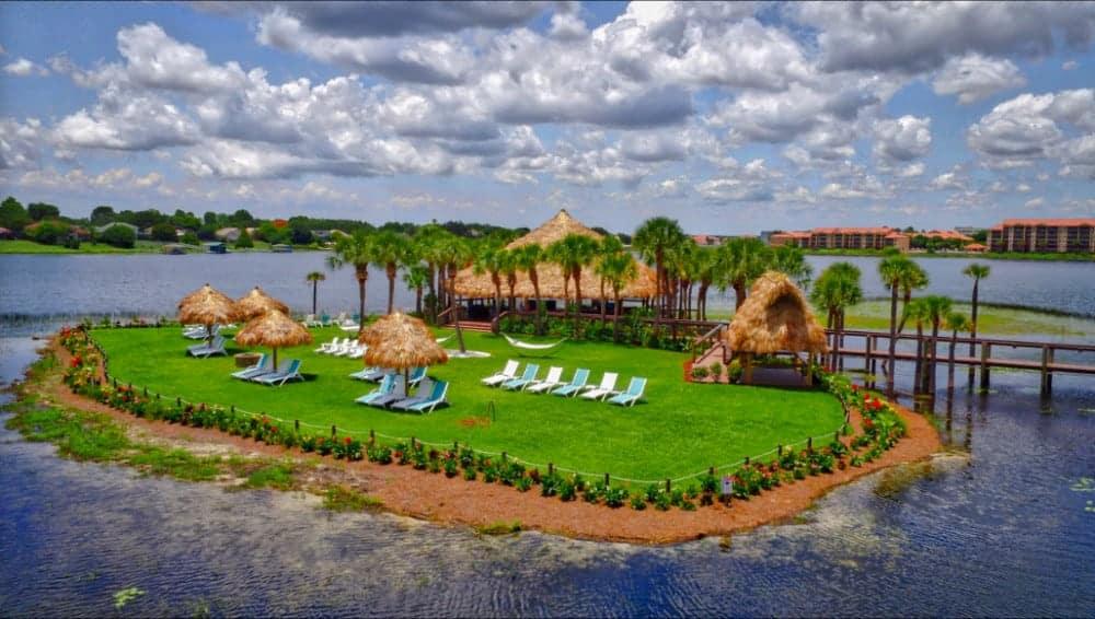 Pet friendly spa resort in Orlando