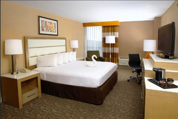 A relaxed dog friendly hotel in Virginia Beach