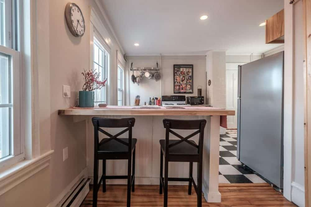 Pet friendly apartment in Portland, Maine