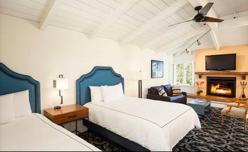 Stylish pet friendly hotel in Monterey