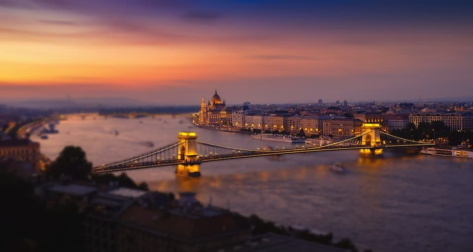 beautiful places to visit in Budapest