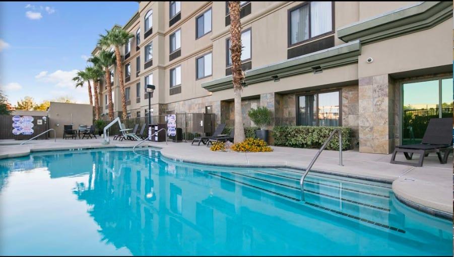 Casual Dog friendly hotel in Las Vegas