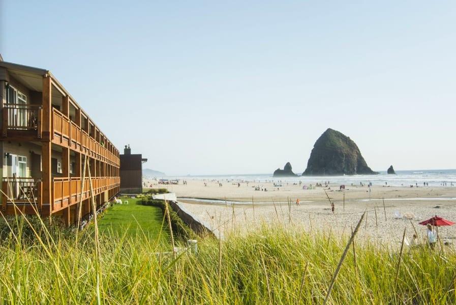 Dog friendly accommodation on the Oregon Coast