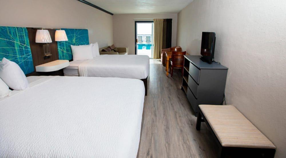 Garden City Inn - pet friendly hotel