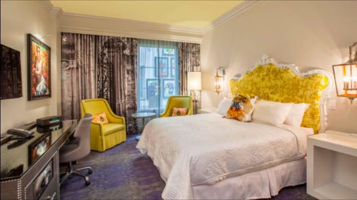 Pooch welcoming hotel Charleston