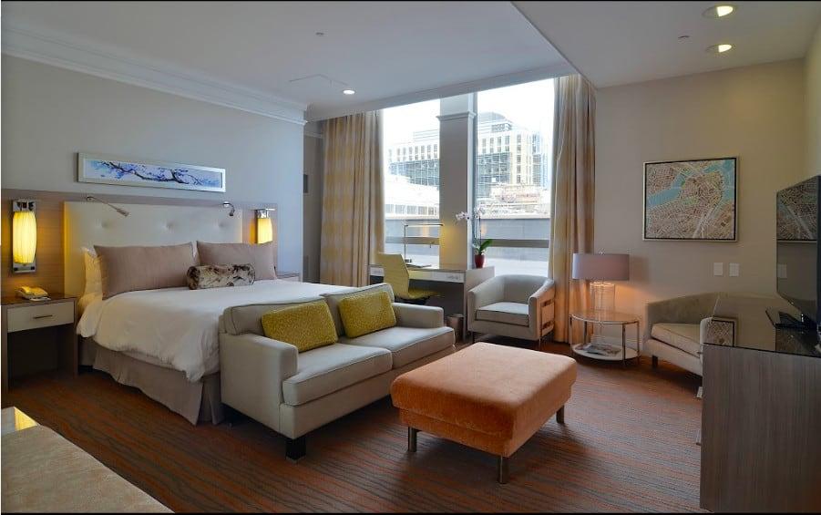 stylish pooch-friendly hotel in Boston