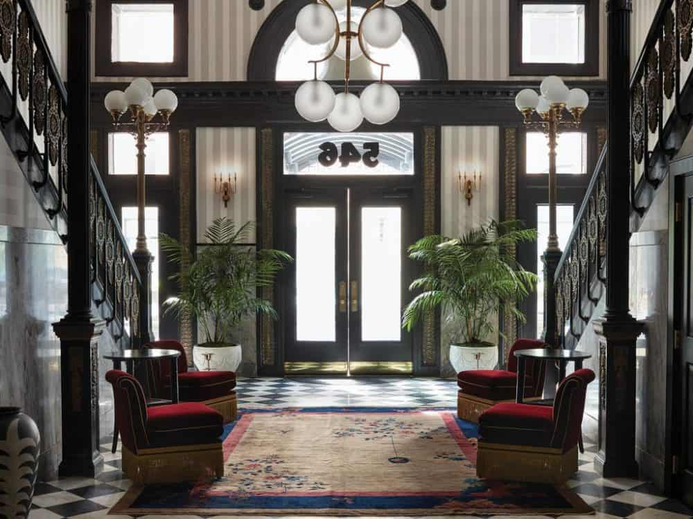 Charming dog friendly hotel in New Orleans