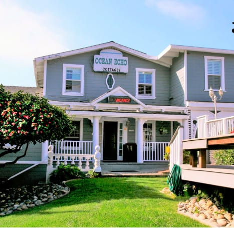 Pet friendly inn Santa Cruz