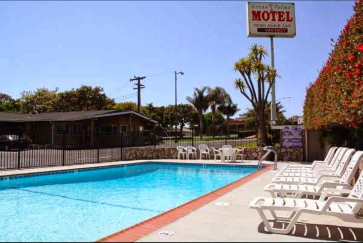 Dog friendly motel Pismo Beach